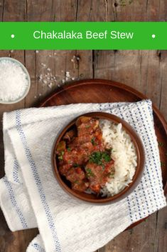 Slow-cooked beef stew recipe; another one-pot winner for winter nights