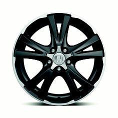 The New 4th Gen Honda CR-V Alloy Wheel Design Three.