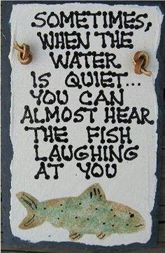 Love to fish:)