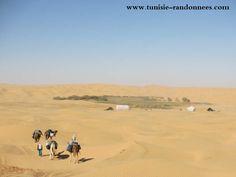 ça n'existe qu'en plein désert Tunisien, La source chaude en plein désert de Sabria