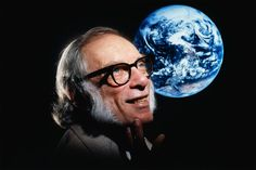 Isaac Asimov                                                   Born- January 02, 1920  Died- April 06, 1992