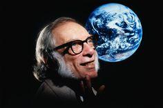 Isaac Asimov: Outro escritor fantástico de Sci-Fi