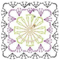 Bit of Color: A Square A Day 53 + de winnaar