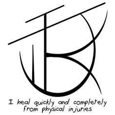 "Sigil Athenaeum - ""I heal quickly and completely from physical..."
