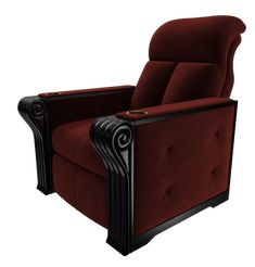 Chair Builder - Elite Home Theater Seating Movie Theater Chairs, Movie Chairs, Home Theater Seating, Home Theater Furniture, Home Theater Rooms, Chaise Sofa, Armchair, Cuddle Couch, Custom Homes
