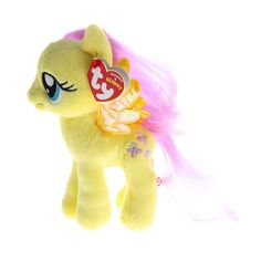 TY My Little Pony Fluttershy Soft Toy