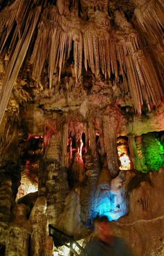 St Michael's cave Gibraltar i loved this place and the lower caves