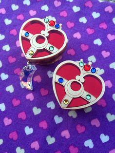 Sailor Moon Cosmic Heart Plugs- 20mm-32mm