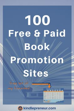 55 best best of kindlepreneur blog images on pinterest sign writer 127 of best free and paid book promotion sites and submission tools fandeluxe Image collections