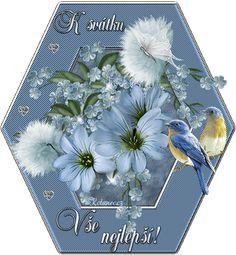 Happy Birthday, Gifs, Happy Brithday, Urari La Multi Ani, Happy Birthday Funny, Presents, Happy Birth