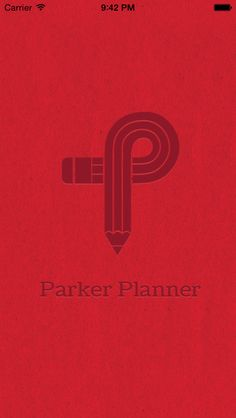 Parker Planner by Parker Planners gone Free
