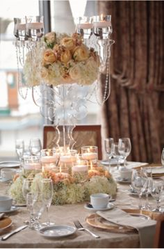 Wedding Reception Table Decorations   Wedding Centerpiece Ideas With Candles Archives   Weddings Romantique
