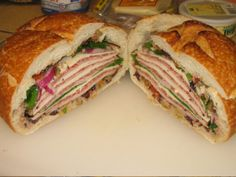 What's Cookin? It's Saturday, Go Make Me A Sandwich 9/1: New Orleans Mufaletta Sandwich