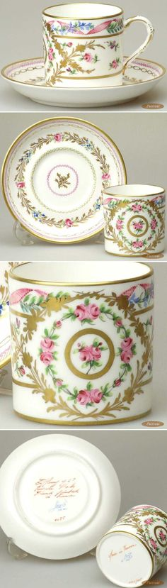 Antique Limoges for Tiffany & Co
