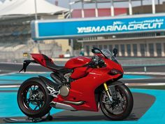 Ducati 1199 Panigale : In Pictures