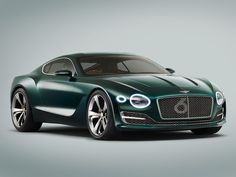 Bentley EXP10 Speed 6: Edle Sportwagen-Studie geht tatsächlich in Serie