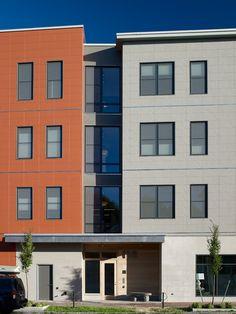 Fiber Cement Board, Multi Story Building, Exterior, Outdoor Rooms