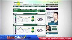 MATACRISIS :: Sistema de beneficio inteligente para ganar dinero con Opciones binarias #Forex