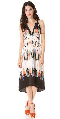 Twelfth St. by Cynthia Vincent Hi Lo Dress | SHOPBOP