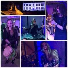 Gig pics: Kasteel Te Lake with DJ Kit-T, Beate Van Baal-Vd Molen and Danique Kos. Thanks to Dames Draaien Door for the booking. Read more: http://www.susannealt.com/weblog/gig-pics-kasteel-te-lake-zulte-belgium/ #DDD #DamesDraaienDoor #party #castle