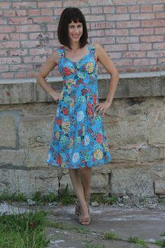 Colette Parfait by Andrea #sewing