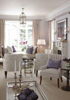 rooms gray lavender citron - Google Search