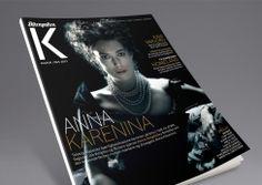 K magazine - Aftenposten. Pinned from www.redink.no.