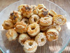 Druh receptu: Slané chuťovky - Page 27 of 40 - Mňamky-Recepty. Slovak Recipes, Czech Recipes, Cooking Tips, Cooking Recipes, Salty Foods, Gourmet Desserts, Finger Foods, Sweet Tooth, Food And Drink
