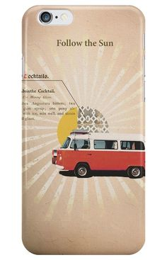Vintage Collage iPhone 6 Cases by Frank Moth