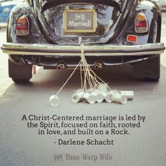 Marriage works & matters when WE all strive for Christ Centered Marriages!!!
