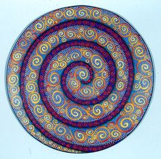 Mandala of Spirals...