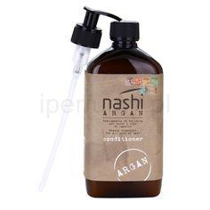 Nashi Argan, odżywka nawilżająca z olejkiem arganowym i lnianym do wszystkich rodzajów włosów   iperfumy.pl