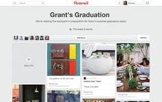 Como fazer Group Boards no Pinterest, ou seja, como permitir que vários usuários façam seus pins em um projeto em grupo.