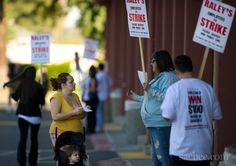 UFCW ANNOUNCES UNION-WIDE SUPPORT FOR RALEY'S WORKERS   The United Food and Commercial Workers International Union (UFCW)