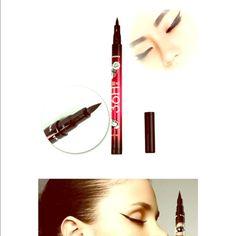 Black waterproof pen liquid eyeliner Brandnew. High Quality. Makeup Eyeliner
