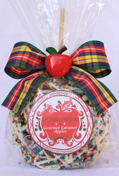 Gourmet Chocolate Caramel Apples and Gifts | Le Posh Pomme
