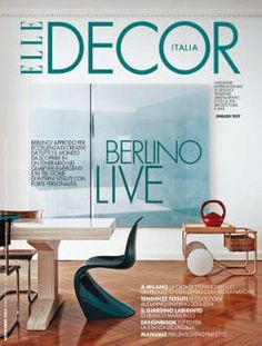 ELLE DECOR APP. November 2013. Out Now!  Available at: https://play.google.com/store/apps/details?id=it.hearst.elledecor&feature=search_result and https://itunes.apple.com/it/app/elle-decor-italia/id406626887?mt=8
