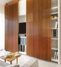 televizyon gizleme icin panel dolap kapak kapi fikirleri ve tasarimlari (17)