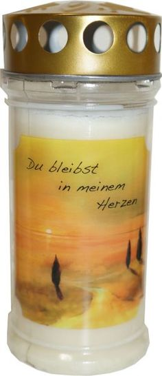 Ambrosius Grablicht ca. Candle Jars, Candles, Desserts, Food, Tailgate Desserts, Deserts, Essen, Candy, Postres