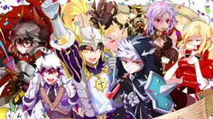Seven knight woww! i like this pic ❤️