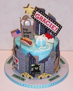 from CakeWrecks.com ~ Sunday Sweets: Around the World in 80 Days ~ March 24, 2013