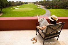 Una tarde de domingo bien aprovechada en Mayakoba Golf Course, El Camaleón #QUEDATEenmayakoba