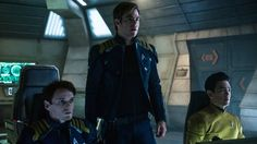 Star Trek Beyond review: A not very special episode    Star Trek Beyond, at its best, is a fun episode of television.    That's a problem when you've paid for a blockbuster film, especially when the focus is on the action, not the conversations and po   http://www.polygon.com/2016/7/21/12246076/star-trek-beyond-review