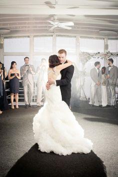 First Dance aboard the RegentSea #fantaseayachts #marinadelrey