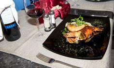 Mercurio Lobster Tail and Jumbo Shrimp