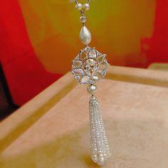 Jar Jewelry, Jewelry Ads, Tassel Jewelry, Jewelry Branding, Jewlery, Jewelry Design, Real Diamond Necklace, Diamond Pendant, Diamond Jewelry