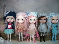 A Short Line-Up by simplychictiques, via Flickr
