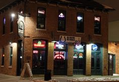 The Slippery Noodle Inn, 327 S. Meridian St. Why go: History, live music and straightforward bar food thats available till late. It was founded in 1850 and is listed on the National Register of Historic Places. Some say its haunted
