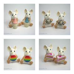 Little Mice (£18 each)