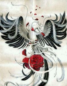 pheonix tattoo - Phoenix Tattoo - Amazing Garden Ideas - DIY Home Accents - Hairstyle For Long - DIY Jewelry Tutorial Trendy Tattoos, Sexy Tattoos, Body Art Tattoos, Sleeve Tattoos, Tattoos For Women, Tatoos, Girl Tattoos, Tattoos Skull, Tattoo Life